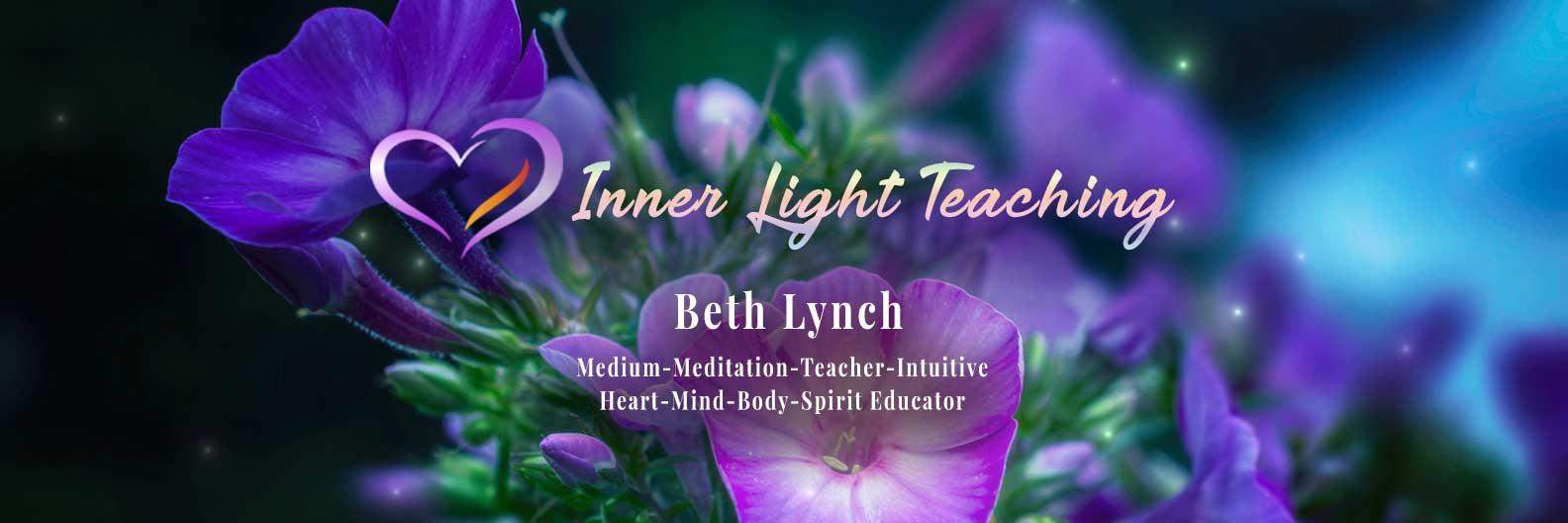 Beth Lynch - Intuitive Medium & Teacher